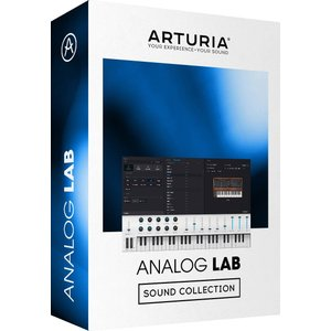 Arturia Analog Lab 3|soundmama-e
