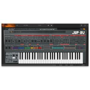 Arturia Jup-8 V3|soundmama-e