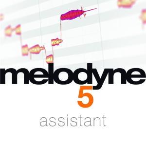 Celemony Melodyne 5 Assistant Upgrade from Assistant|soundmama-e