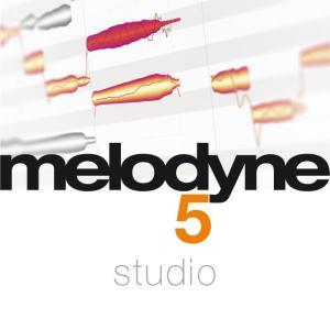 Celemony Melodyne 5 Studio Upgrade from Melodyne 3 Studio soundmama-e
