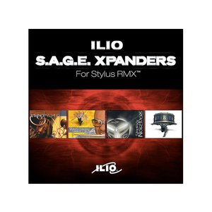 ILIO SAGE Xpanders for Stylus RMX|soundmama-e