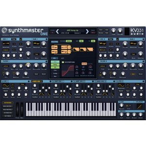 KV331 Audio SynthMaster One Crossgrade|soundmama-e