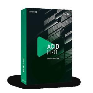 MAGIX ACID Pro 8|soundmama-e