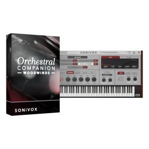 SONiVOX Orchestral Companion Woodwinds|soundmama-e