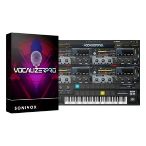 SONiVOX Vocalizer Pro|soundmama-e