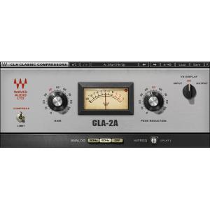 Waves CLA-2A Compressor Limiter|soundmama-e
