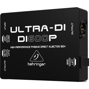 BEHRINGER / DI600P ULTRA-DI|soundmama-e