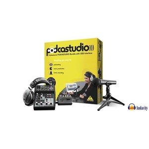 BEHRINGER / PODCASTUDIO USB|soundmama-e