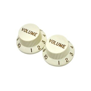 ALLPARTS JAPAN / SC KNOB VOL INCH MINT (2)|soundmama-e