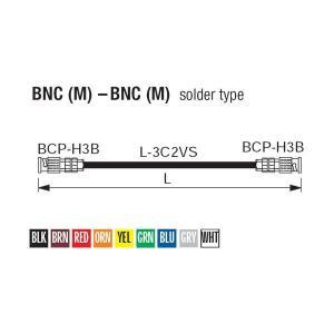 CANARE / DH3C03-S/Black|soundmama-e