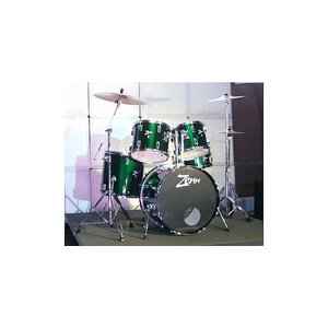 ZENN / ZDS3000II GREEN ドラムセット|soundmama-e
