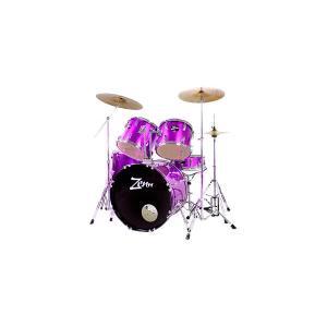 ZENN / ZDS3000II PURPLE ドラムセット|soundmama-e
