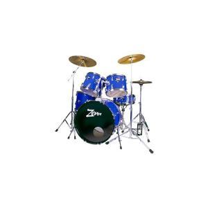 ZENN / ZDS3000II BLUE  ドラムセット|soundmama-e