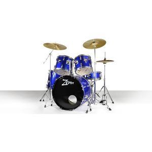 ZENN / ZDS3000II METALLIC BLUE ドラムセット|soundmama-e