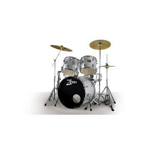 ZENN / ZDS3000II SILVER ドラムセット|soundmama-e