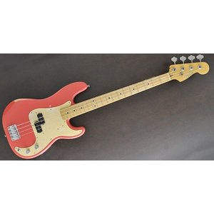 FENDER / Road Worn 50s Precision Bass Fiesta Red