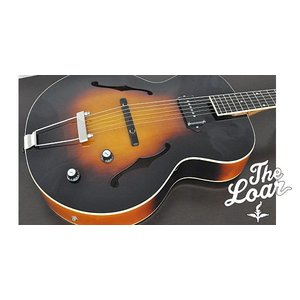 LOAR / LH-309 Vintage Sunburst soundmama-e