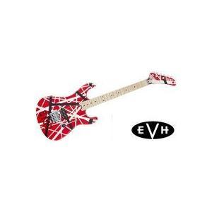 EVH / EVH Striped Series 5150 Red/Black/White soundmama-e