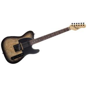 Michael Kelly guitars / Burl 50 Ultra Black Burl soundmama-e