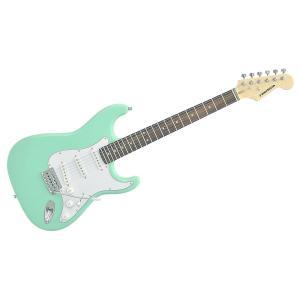 PLAYTECH / ST250 Rose Sonic Blue エレキギター ストラト|soundmama-e