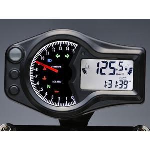 ACE-6552 ACEWELL 多機能デジタルメーター 12000rpm エースウェル 送料無料 ...