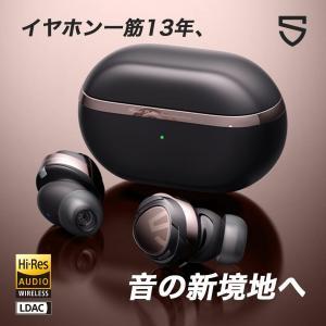 SoundPEATS サウンドピーツ Q30Plus ワイヤレスイヤホン ブルートゥース イヤホン ...