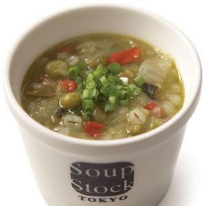 スープストックトーキョー 緑の野菜と岩塩のスープ 180g|soup-stock-tokyo