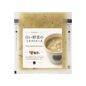 【冷凍スープ限定メニュー】スープストックトーキョー 白い野菜のミネストローネ 180g soup-stock-tokyo 02