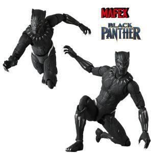 2019年8月発売予約商品  MAFEX BLACK PANTHER/ブラックパンサー