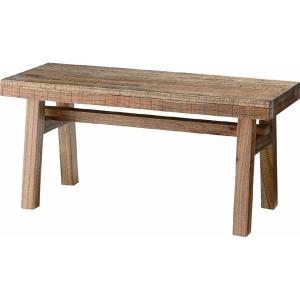 NW-726 ベンチ  木製 長椅子 2人掛け サラン 東谷株式会社|souryou0interior