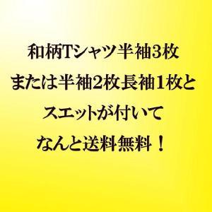 中身が解る 2012 和柄の福袋 2 半袖、長袖 むかしむか...