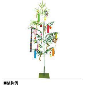七夕 笹 バンブーツリー180cm soushokuya 02