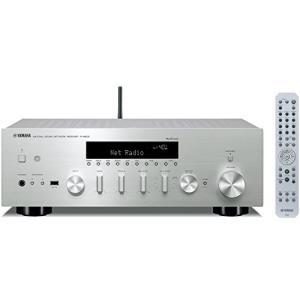 ヤマハ ネットワークHiFiレシーバー ワイドFM・AMチューナー/Wi-Fi/Bluetooth/ハイレゾ音源対応 シルバー R-N602(S) south-wave-japan