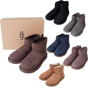 UGG アグ 靴 ブーツ   CLASSIC MINI  カジュアル レディース ムートン ショート ブーツ 1016222 ラッピング不可|southcoast