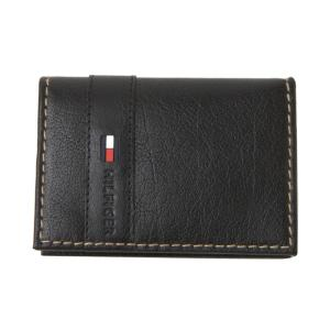 トミーヒルフィガー 財布 メンズ TOMMY HILFIGER 名刺入れ カードケース 31tl200011|southcoast