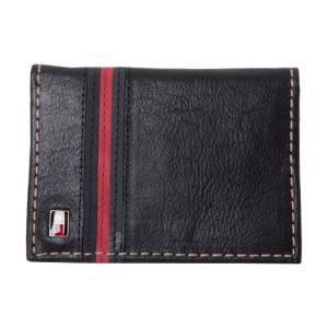 トミーヒルフィガー 財布 メンズ TOMMY HILFIGER   メンズ 名刺入れ カードケース 31tl20x015|southcoast