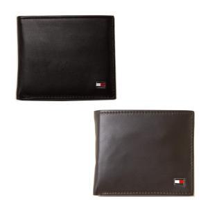 トミーヒルフィガー 財布 メンズ TOMMY HILFIGER OXFORD 二つ折り 財布 31tl25x003|southcoast
