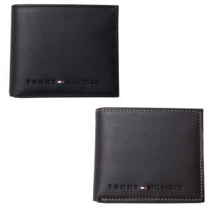 トミーヒルフィガー 財布 メンズ TOMMY HILFIGER WELLESLEY メンズ 二つ折り 財布 31TL25X005 51962 51963|southcoast
