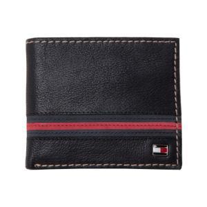 トミーヒルフィガー 財布 メンズ TOMMY HILFIGER  メンズ 二つ折り 財布 31tl25x007|southcoast