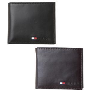 トミーヒルフィガー 財布 メンズ TOMMY HILFIGER 二つ折り 財布 31tl25x016|southcoast