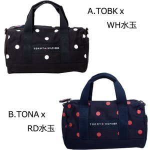 【TOMMY HILFIGER トミーフィルフィガー】ミニボストンバッグ TOMMY HILFIGER【トミーヒルフィガー】 『MINI DUFFLE』6930059 トミーヒルフィガー|southcoast