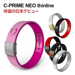 シープライム C-PRIME 正規品 NEO thinline パワーバンド スポーツ リストバンド...
