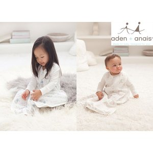 aden+anais 日本正規品 スリーパー エイデンアンドアネイ sleeping bag 出産祝い 男の子 女の子 スリーピングバッグ aden anais|southcoast