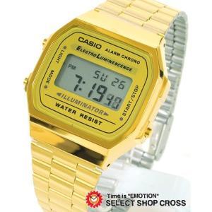 カシオ 腕時計 デジタルウォッチ 海外モデル A168WG-...