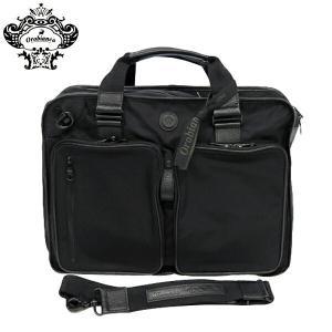 国内代理店正規商品 オロビアンコ Orobianco メンズ オールブラックシリーズ ビジネスバッグ ブリーフケース ANGOLOGIRO-G 01 ブラックレザー 92131|southern-cross9