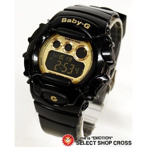 ベビーG Baby-G 腕時計 レディース 人気 カラーディスプレイ BG-1006SA-1CDR ブラック 黒×ゴールド