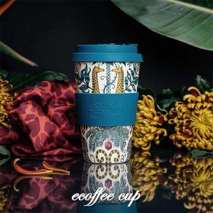 国内代理店正規商品 エコーヒーカップ ecoffee cup エマ・J・シプリーコレクション Emma J Shipley KRUGER クルーガー タンブラー 400ml マイカップ ギフト|southern-cross9