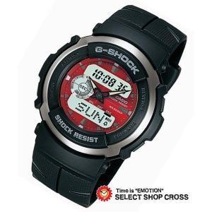 G-SHOCK Gショック 腕時計 メンズ 人気 Gスパイク 国内モデル G-300-4AJF レッド 赤