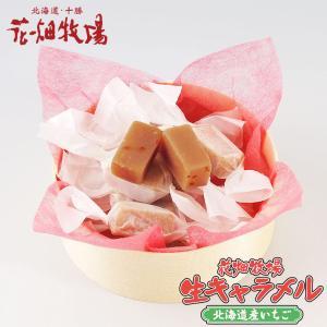 花畑牧場 生キャラメル いちご 8粒入 冷蔵 北海道