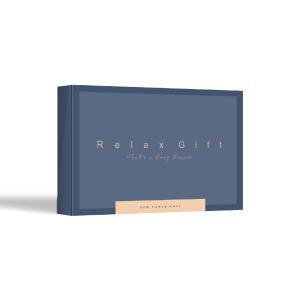 体験ギフト Relax Gift(BLUE)母の日 結婚記念日 プレゼント ギフト 誕生日 お祝い ...